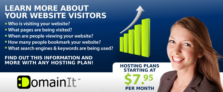 Learn More About Your Website Visitors