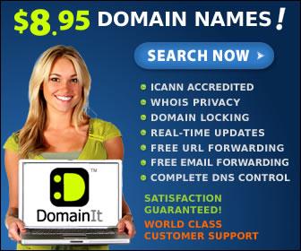 $8.95 Domain Names